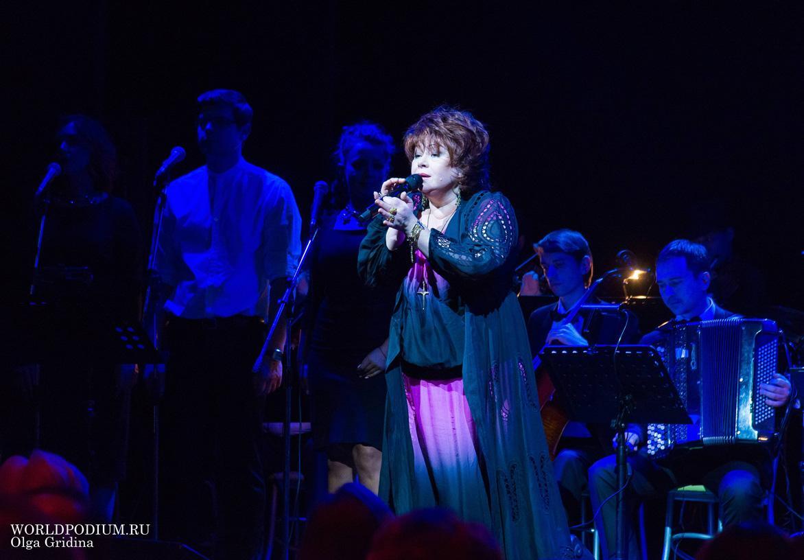 «Призвание - Музыка!»: Марина Полтева отмечает День рождения