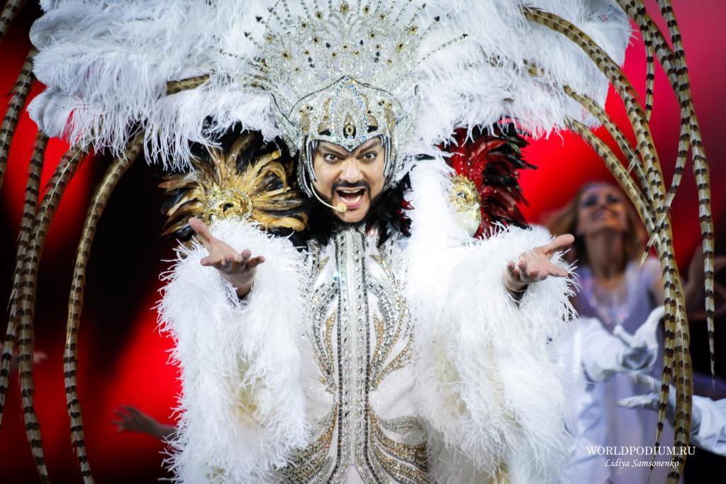 Филипп Киркоров присоединился к актерскому составу сказочной саги «Последний богатырь: Посланник Тьмы»