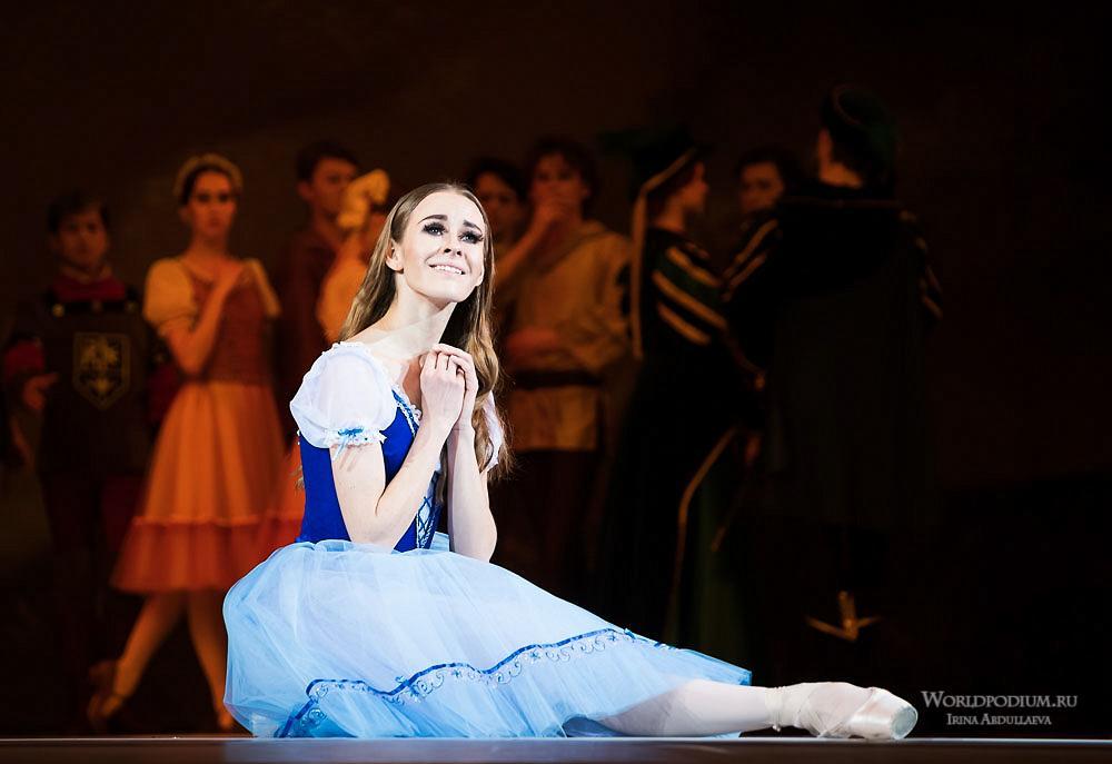 Балет «Жизель» - спектакль театра «Кремлёвский балет»