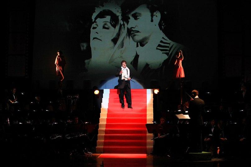 Московский Губернский театр представит премьеру музыкального спектакля «ФильмФильмФильм»