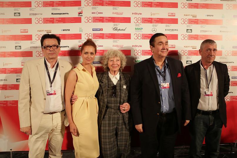 Отчет о пресс-конференции с жюри основного конкурса 38 ММКФ