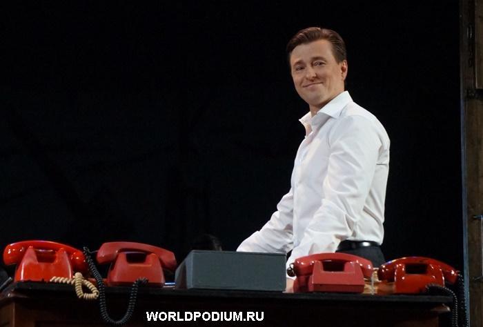 Сергей Безруков запускает съемки нового кинопроекта