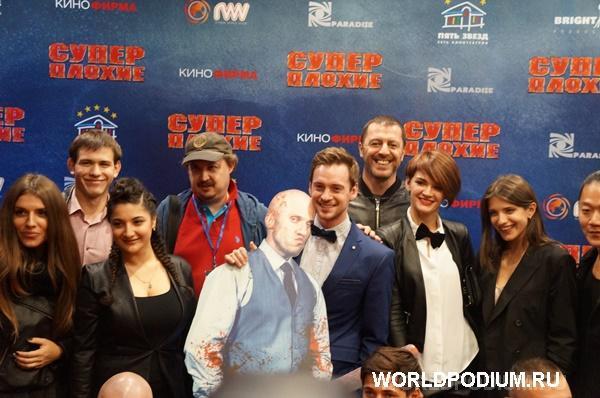 Премьера фильма- призёра кинофестиваля «Окно в Европу» -  «Суперплохие»