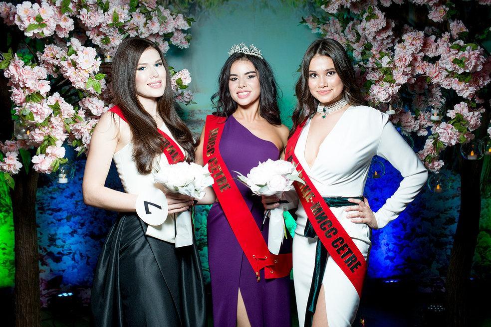 Плетнева, Фомин и Родригез на конкурсе красоты от журнала CETRE