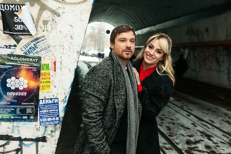 Алексей Чадов спас певицу от суицида и подарил ей свой поцелуй!