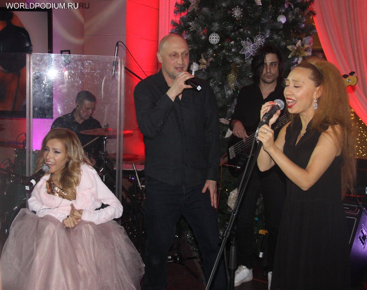 Презентация новогоднего видеоклипа Гоши Куценко и Юлии Самойловой