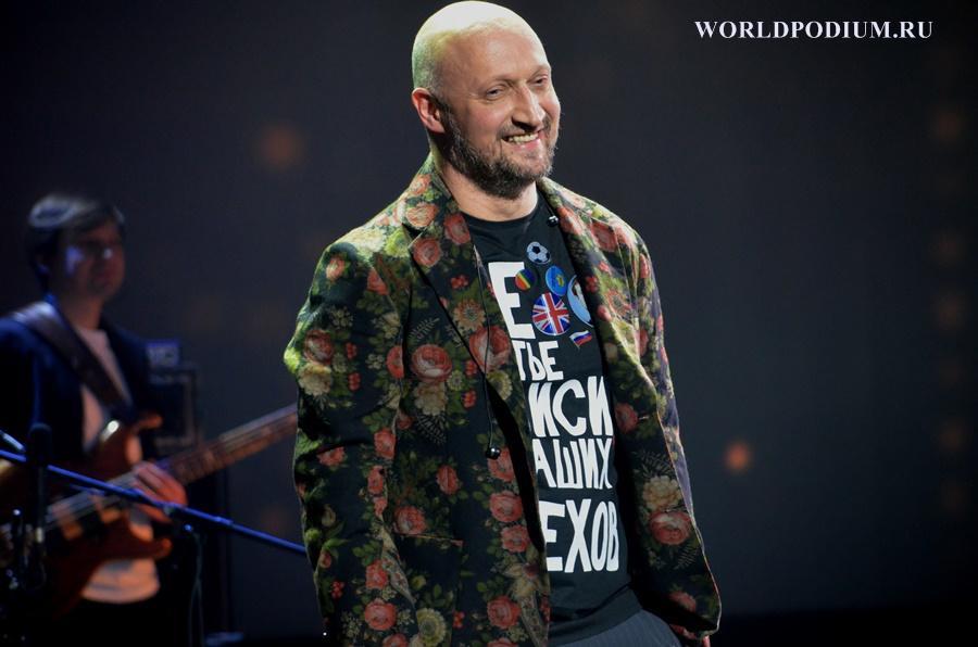 НТВ поздравит с юбилеем Гошу Куценко