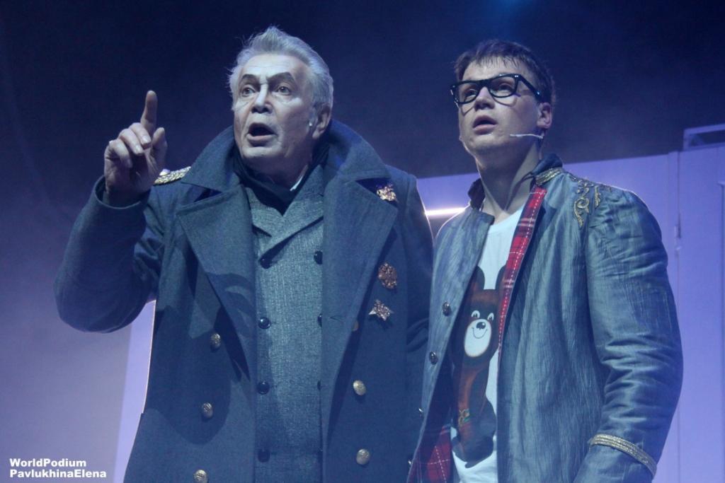 Интригующий и актуальный театральный перформанс «Ордалии» на сцене «Театра Луны»