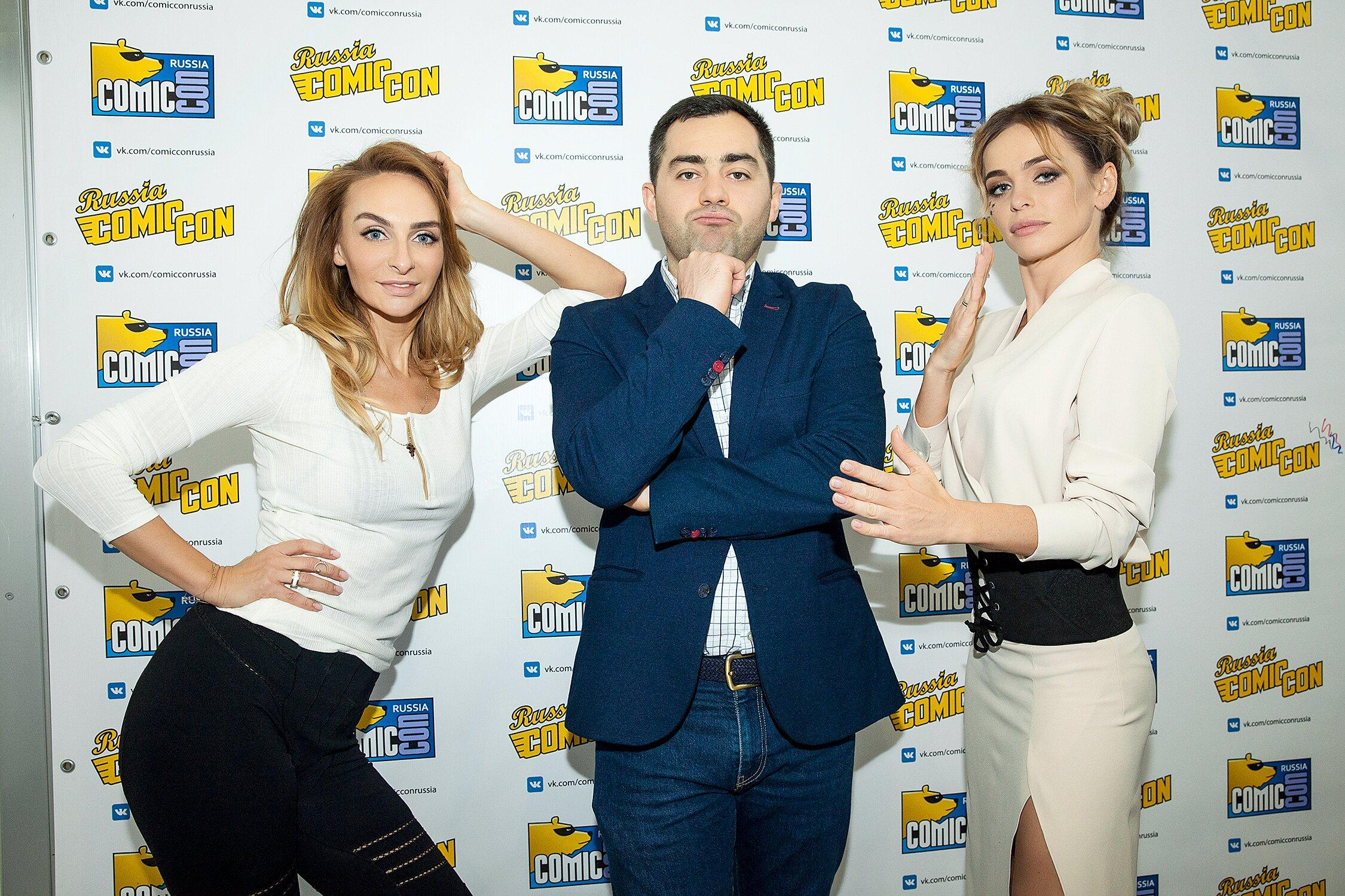 «Страшно и больно»: «Zомбоящик» на Comic Con Russia 2017