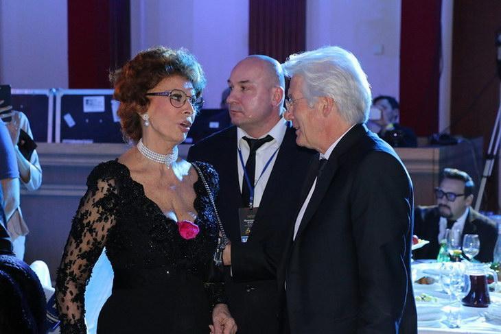 """Ричард Гир: """"Премия BraVo должна стать знаком артистического великолепия международного уровня"""""""