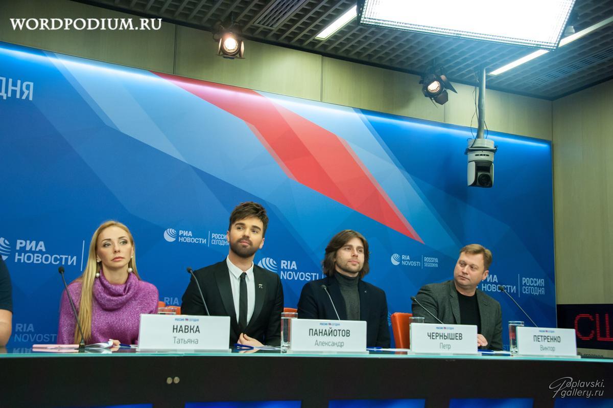 Татьяна Навка и другие создатели ледового мюзикла «Руслан и Людмила» поделились подробностями уникального проекта