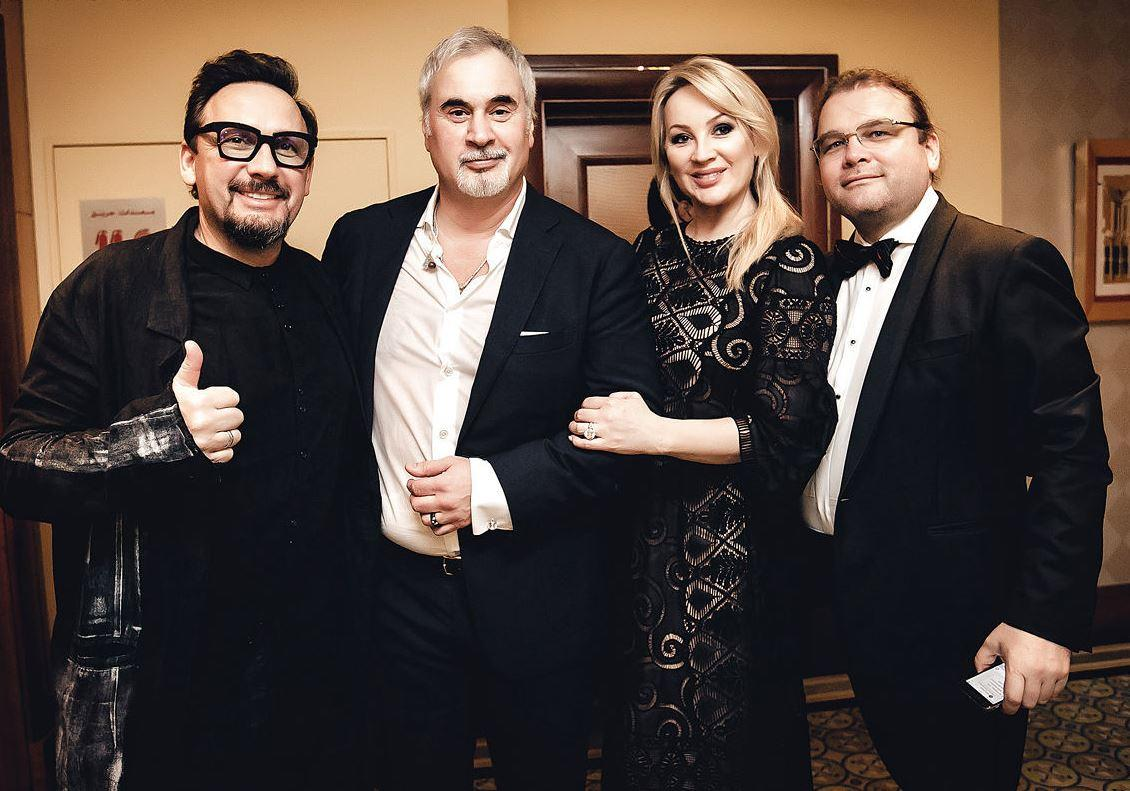 «Русские Сезоны в Дубае» открылись рождественскими концертами Валерия Меладзе и Стаса Михайлова