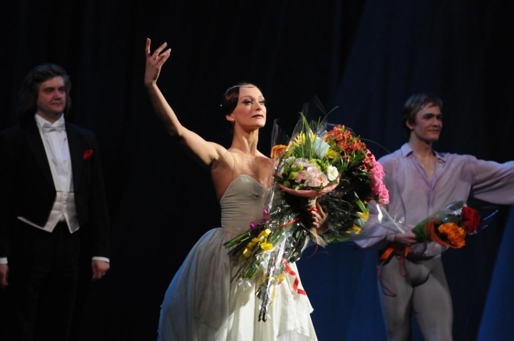 Инна Гинкевич: «Кастовость в балете сравнима с иерархией в Индии»