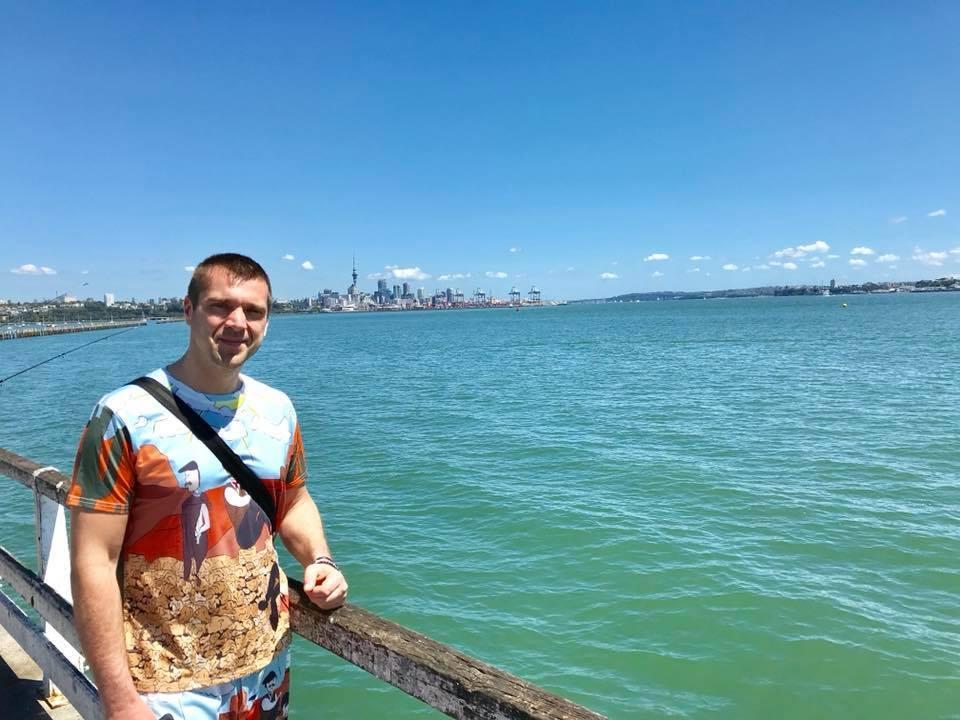 Сергей Куприк покорил Австралию и Новую Зеландию!