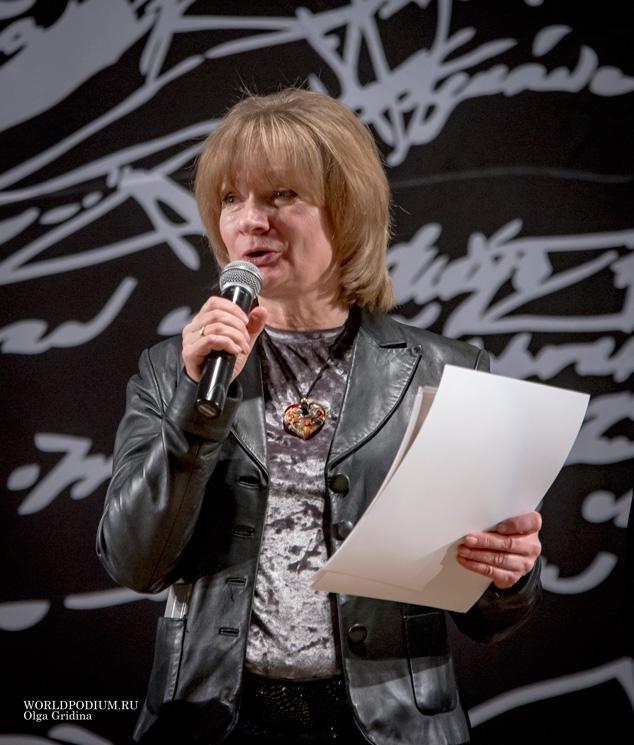 Ольга Юдахина о «Театре Слова»: «Мне бы хотелось, чтобы русский язык рос, развивался, становился ещё красивее!»