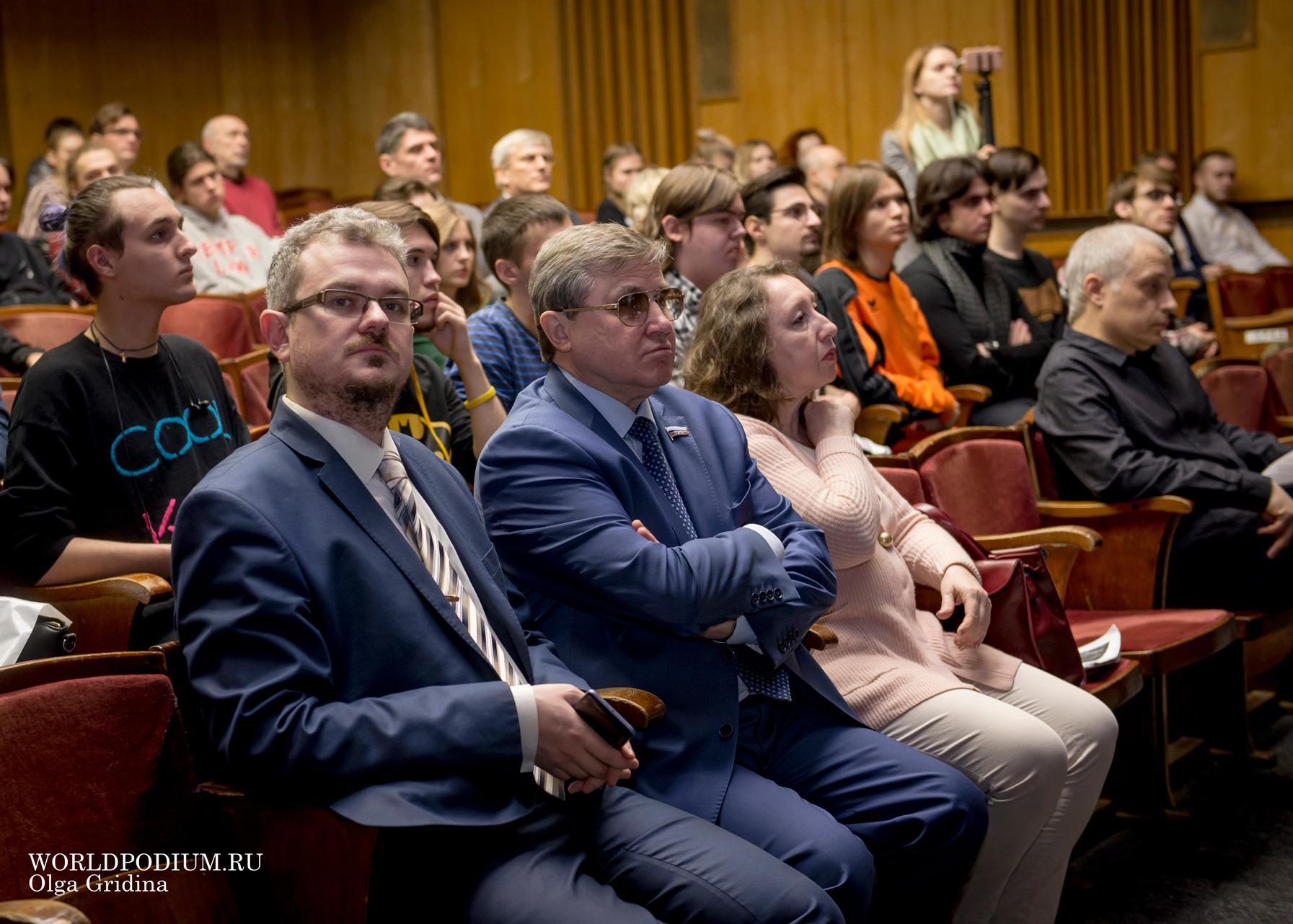В Институте современного искусства проходит научно-практическая конференция