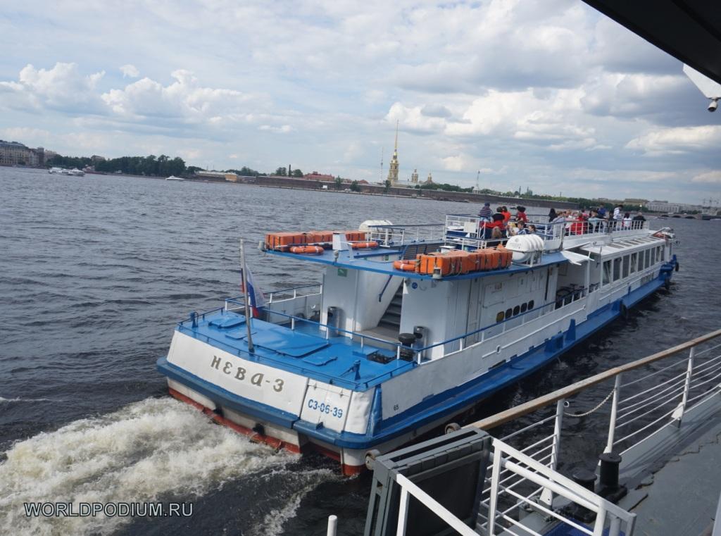 «Забытые острова» Санкт-Петербурга