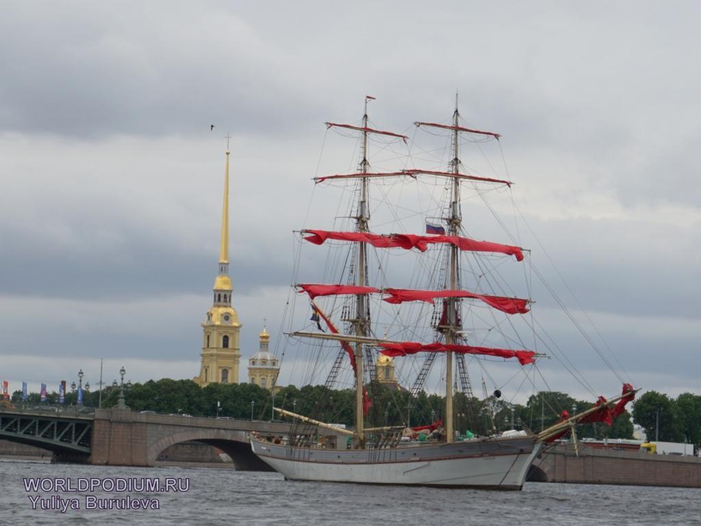 Дивные и чарующие реки и каналы Санкт-Петербурга