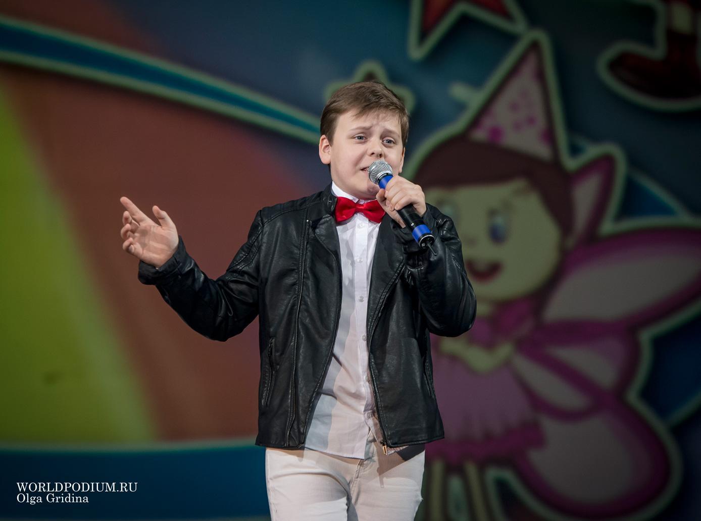 «Домисолька» выступила на закрытии Чемпионата мира по футболу!