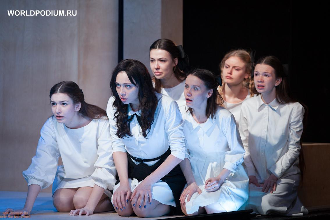 «Салемские ведьмы» воплотились на сцене  Театра на Малой Бронной