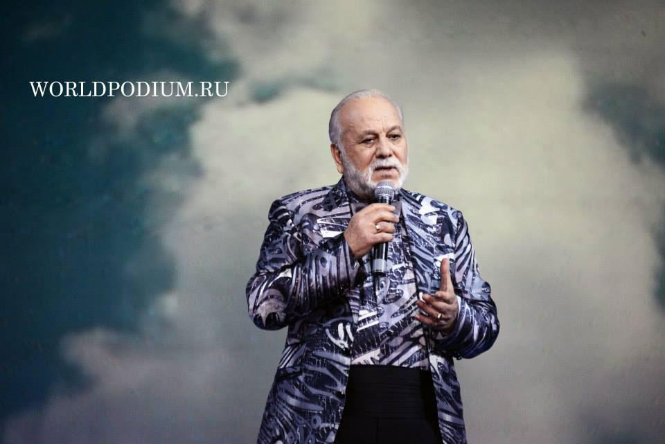 Бедрос Киркоров стал почётным гостем на концерте Хора Турецкого «Песни Победы» в Болгарском Пловдиве
