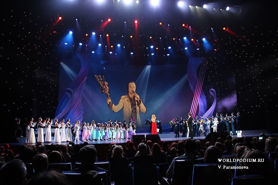 «Эти глаза напротив…» - концерт, посвящённый юбилею Валерия Ободзинского!