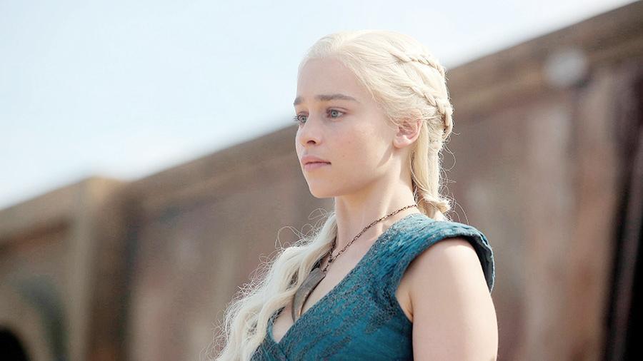 Эмилия Кларк попрощалась с сериалом «Игра престолов»