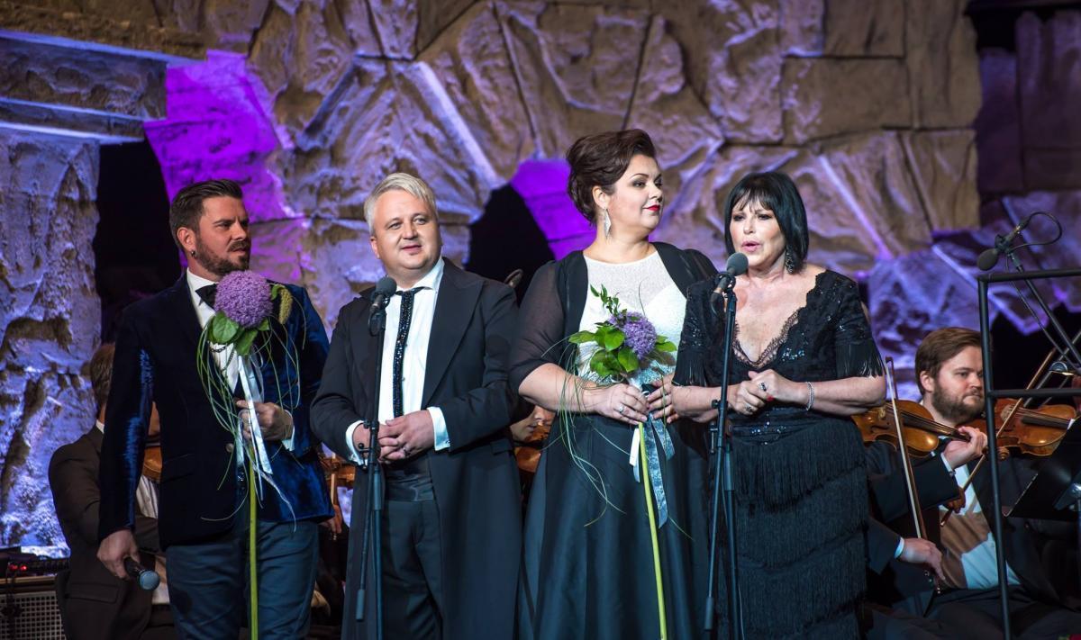 На концерте Gala Galante выступят ярчайшие звезды мировой сцены