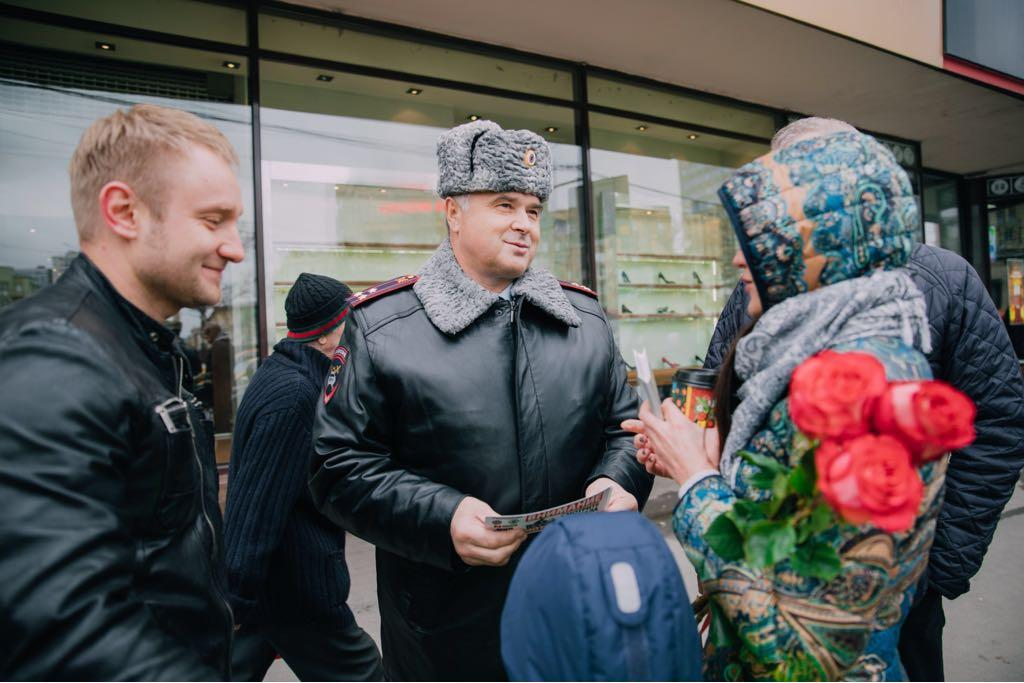 Алексей Хворостян предупредил водителей об открытии мотосезона