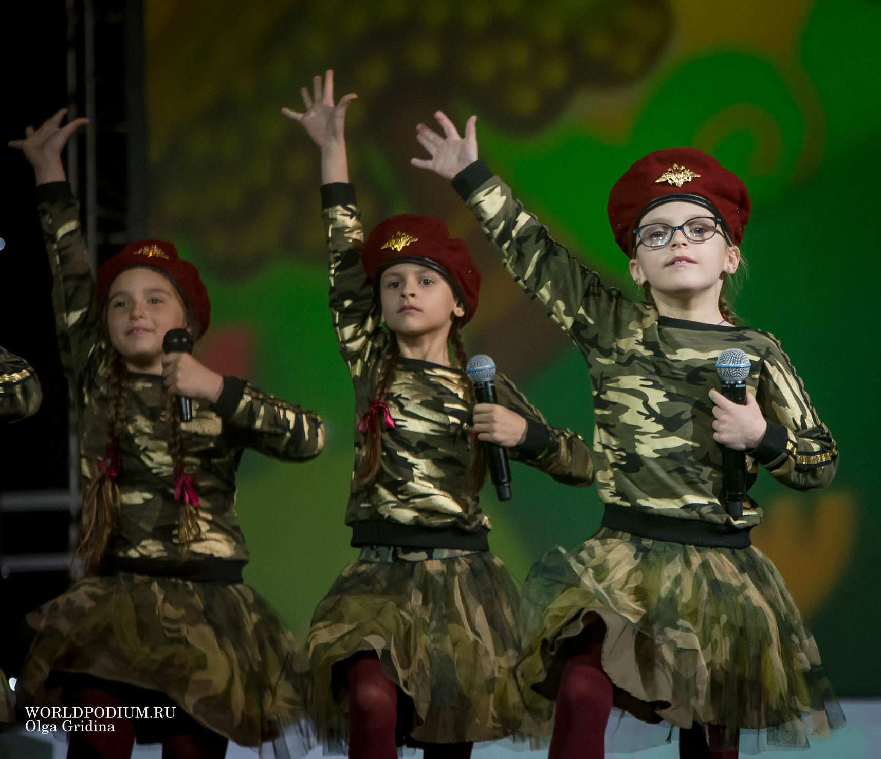 «Домисолька» и «Песня защитников Москвы»