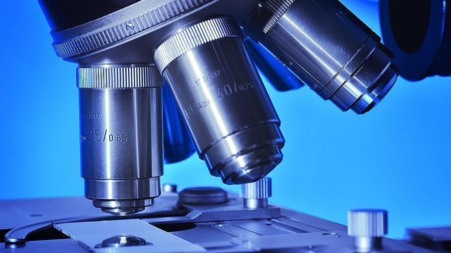 Ученые разработали микроскоп для наблюдения процессов в живых клетках