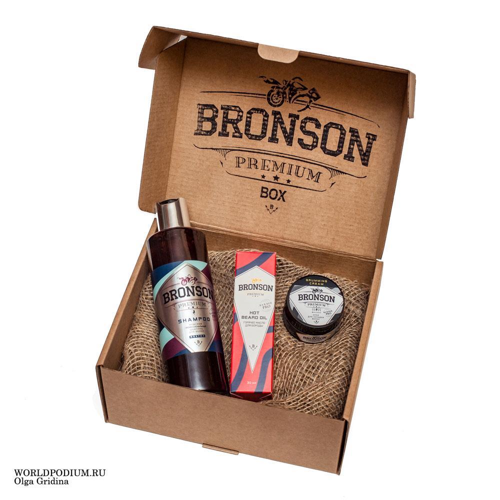 Идеальный подарок для Него – наборы Bronson