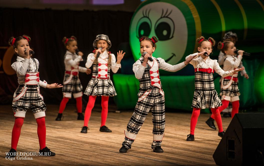 Шоу-программа «МАМПАПСЬЕ» Детского музыкального театра «Домисолька»