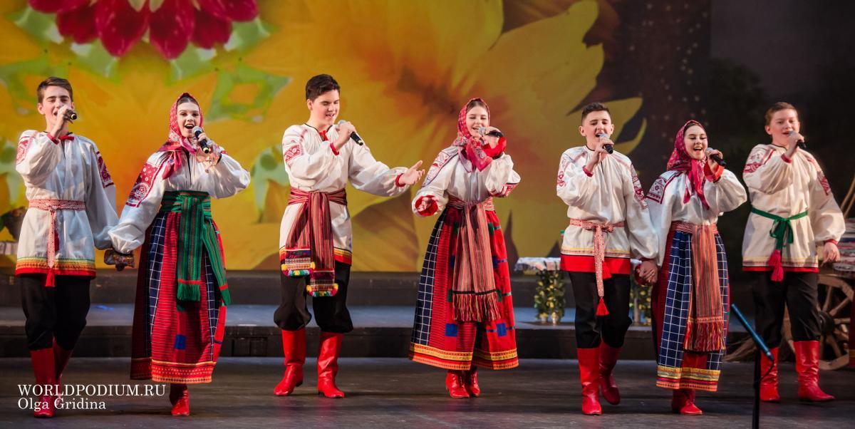 Единство народов мира - культура разных национальностей в фестивале «FOLK БЕЗ ГРАНИЦ»!