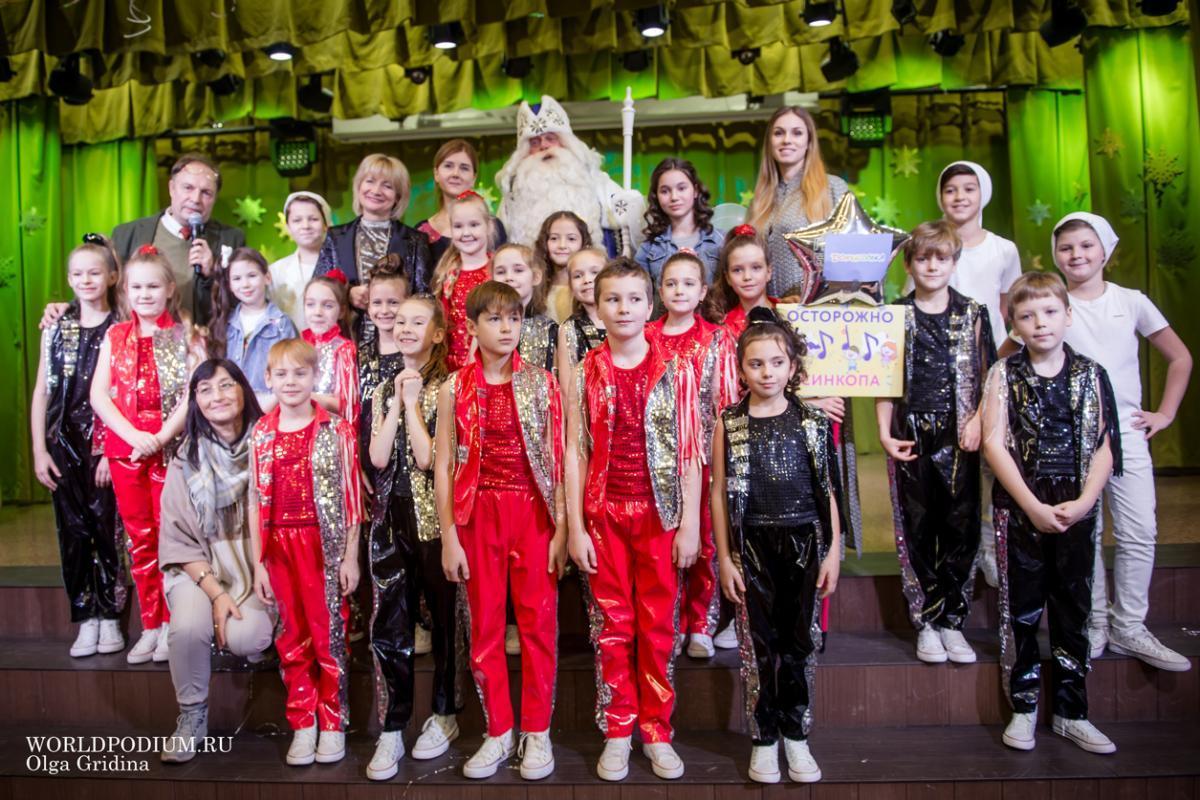 Праздничный музыкальный марафон «Домисольки»