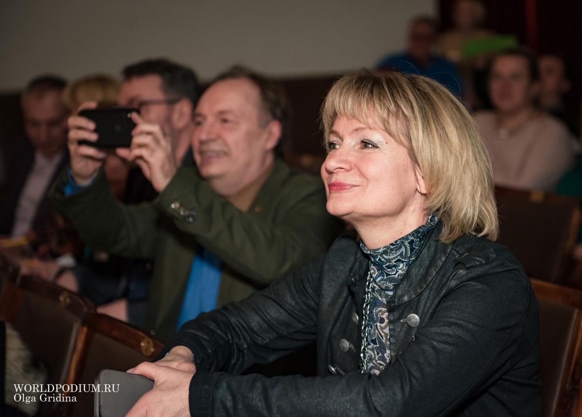 Основатель и вдохновитель Театра «Домисолька» Ольга Юдахина отмечает День рождения!
