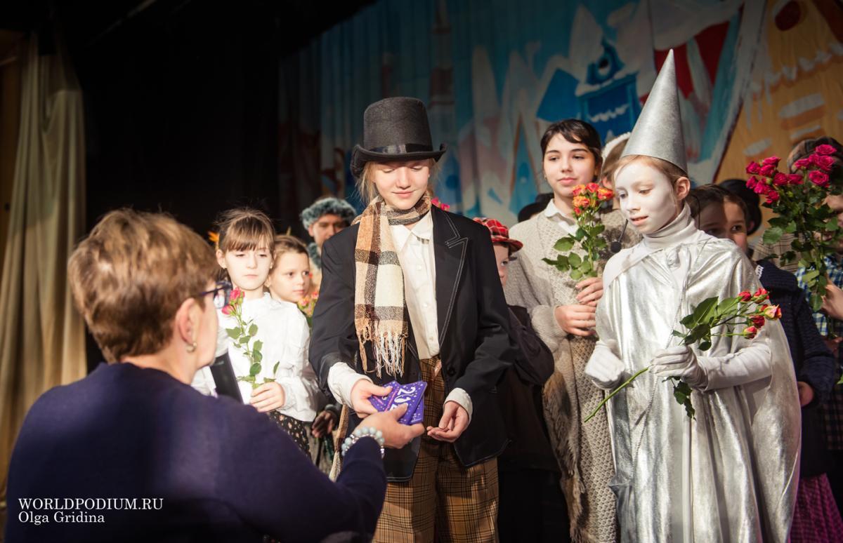 ИСИ поддержал спектакль «Рождественская песнь» по мотивам прозы Чарльза Диккенса