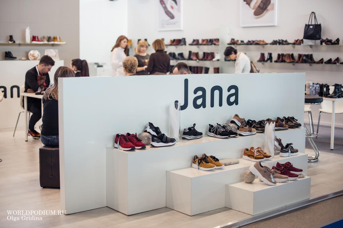 Бренд женской обуви JANA продемонстрировал новую экологичную коллекцию