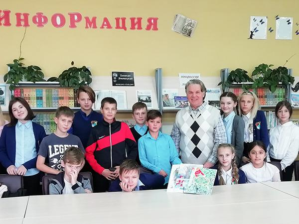 Прошли дни литературы Калининградской области