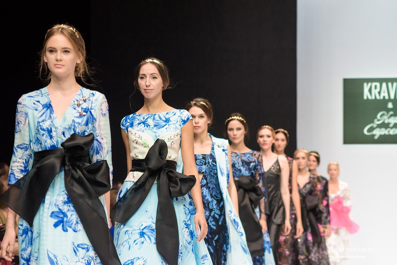 Дни российской моды в Париже