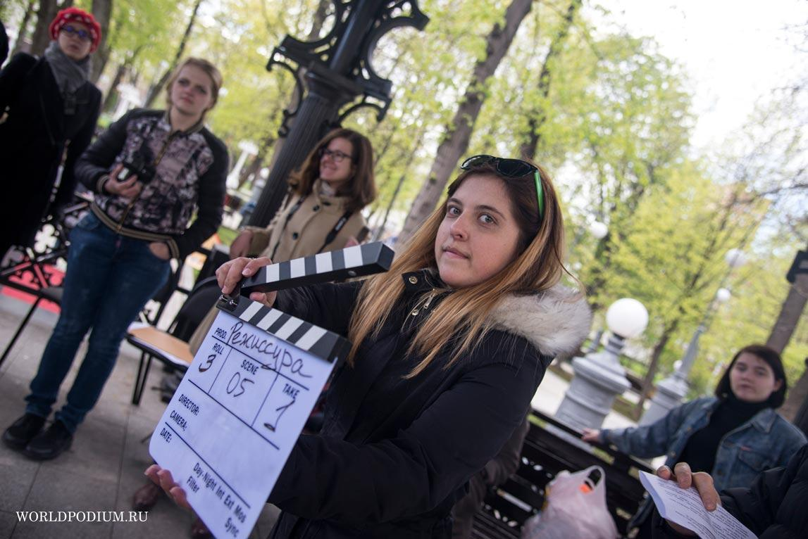В Институте современного искусства идет работа над российско-американским фильмом «Москва-Чикаго»