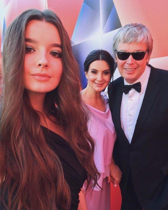 Дочь Екатерины и Александра Стриженовых стала лицом Armani