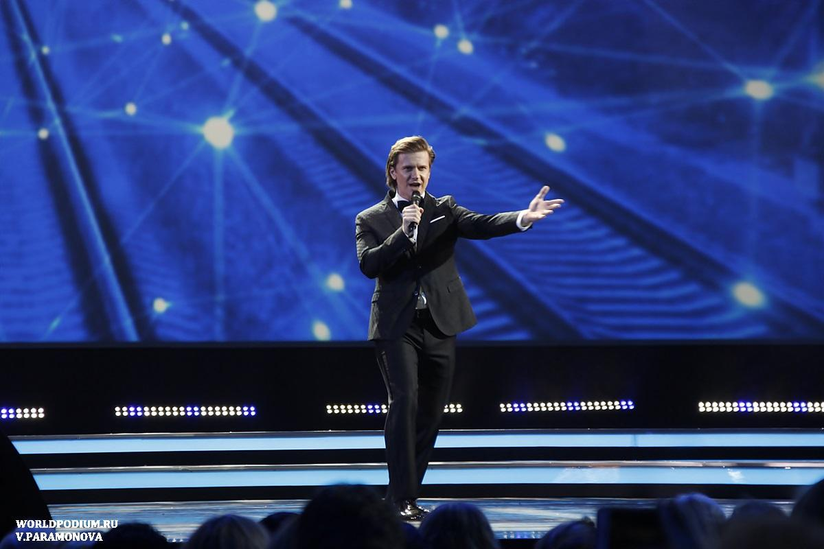 Глеб Матвейчук выступит в Санкт-Петербурге с сольной программой «Хиты из мюзиклов и любимые песни»