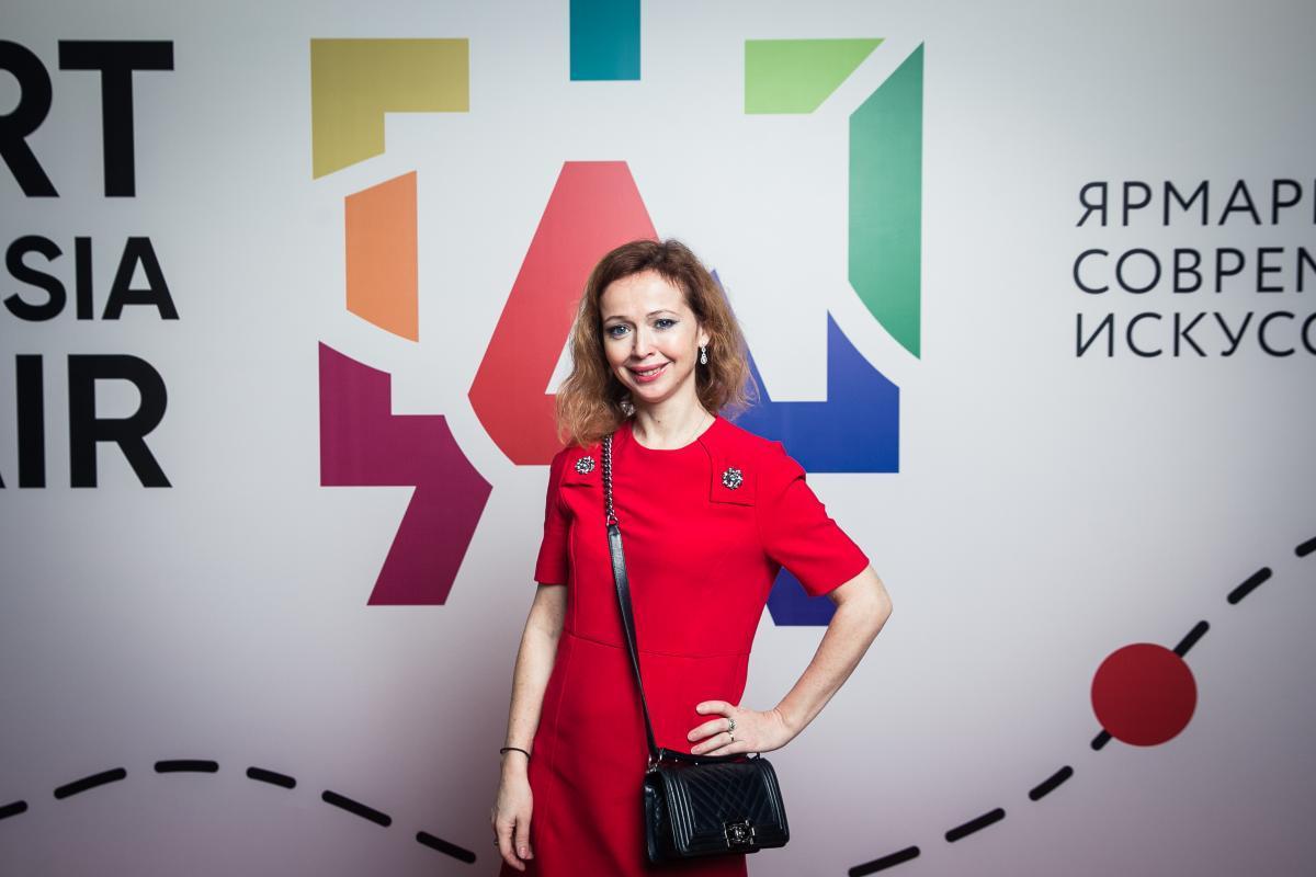 Арт-сезон в России открыла ярмарка современного искусства Art Russia Fair