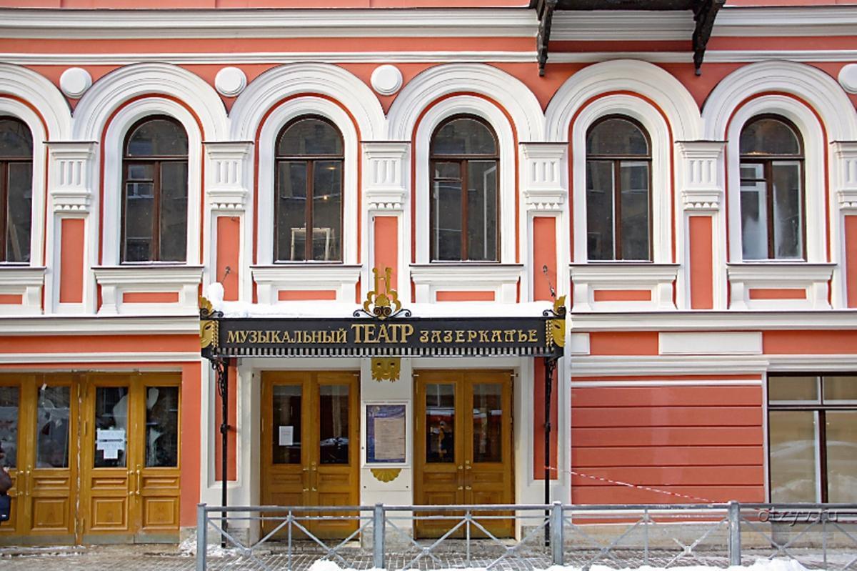 """Театр """"Зазеркалье"""" удостоен """"Золотых софитов"""" за оперу """"Царская невеста"""""""