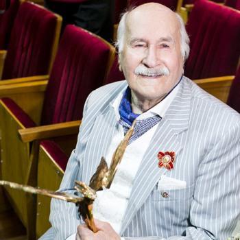 Владимир Зельдин отметит 101-й день рождения на сцене