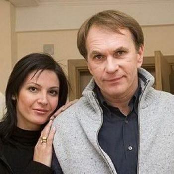 Алексей Гуськов и Лидия Вележева стали бабушкой и дедушкой