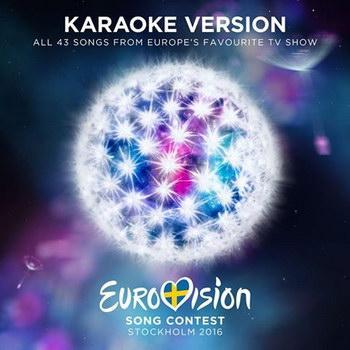 Песни конкурса «Евровидение-2016» можно слушать и петь
