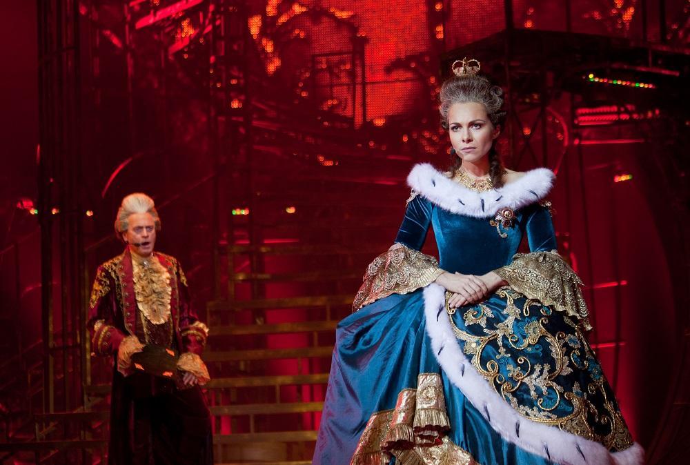 15 октября состоится долгожданное возвращение мюзикла «Граф Орлов»