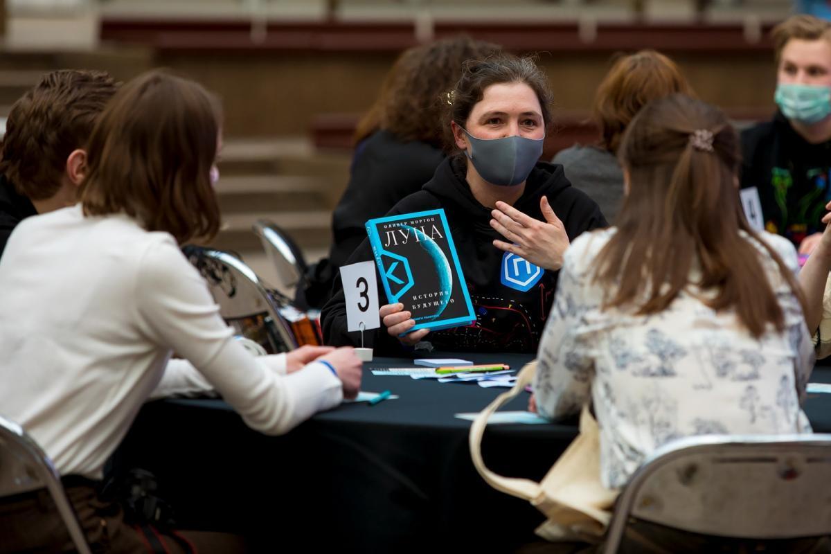 Speed Dating с книгой: Политехнический музей и РОСИЗО приглашают на встречи Книжного клуба